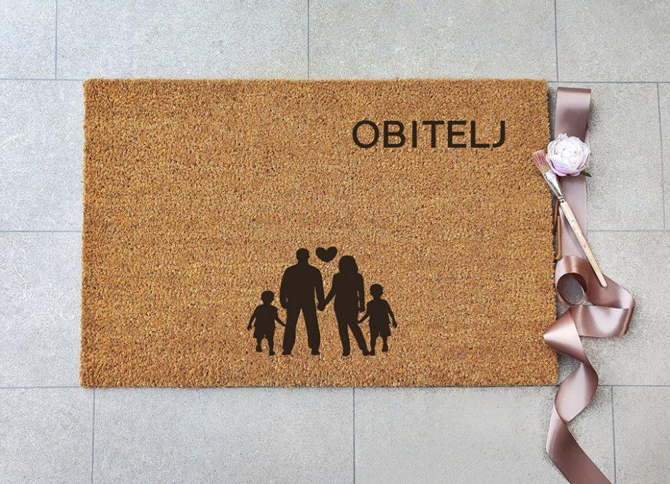 Obitelj dječaci centar